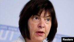 Законодавець ЄП Ребека Гармс