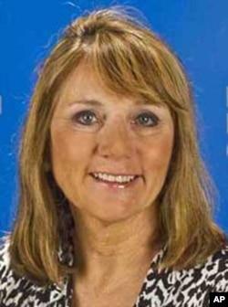 Joan Mower, senior officer in VOA'S Office of Business Development