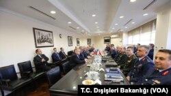 Ankara'daki ilk tur görüşmeler 8 Şubat'ta yapılmıştı