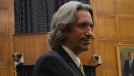 U.S. human rights advocate John Prendergast