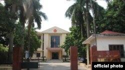 Tòa án Nhân dân tỉnh Hưng Yên