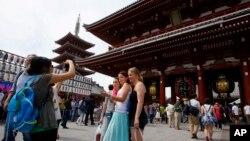 Japan Tourism Boom