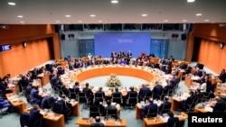 关于利比亚局势的柏林高峰会