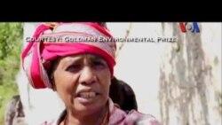 Aleta B'aun, Penerima Penghargaan Lingkungan Hidup 2013 - Liputan Feature VOA