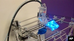 A $1,500 Bits from Bytes RapMan printer