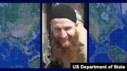 오마르 알 시샤니로 알려진 ISIL 핵심 지휘관 바티라쉬빌리. (자료사진)