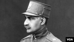 Rza Şah Pəhləvi