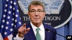 Міністр оборони США Ештон Картер.