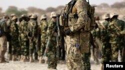 Lực lượng tác chiến đặc chủng Hoa Kỳ.