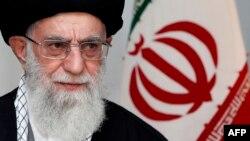 FILE - Ayatollah Ali Khamenei.
