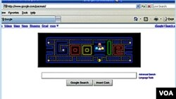 Más de 500 millones de usuarios permanecieron casi un minuto cada uno jugando el Pacman de Google.