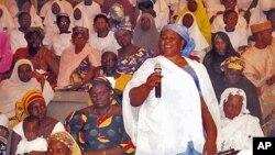 Tarukkan inganta kiyon lafiya na gidan rediyon murkyar Amurka (VOA) a biranen kaduna da Minna na Nigeria