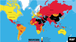 reporters without borders RSF press freedom 2017