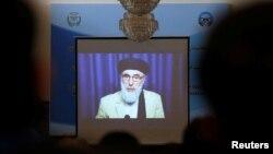 گزشتہ ستمبر میں کابل میں امن معاہدے پر دستخط کی تقریب سے حکمت یار نے وڈیو لنک کے ذریعے خطاب کیا تھا۔