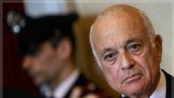 نبیل العربی، دبیر کل اتحادیه عرب