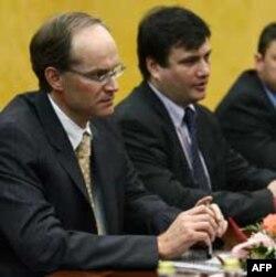 Delegacija MMF-a u Srbiji