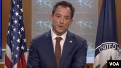رابرت پالادینو، معاون سخنگوی وزارت خارجه آمریکا