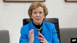 Amai Mary Robinson