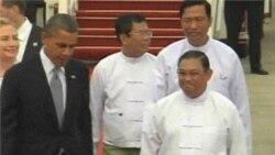 China Watching Obama Burma Visit