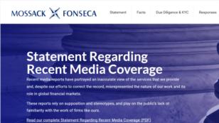 Pernyataan Mossack Fonseca mengenai Panama Papers