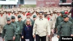 El presidente en disputaNicolás Maduro resaltó que llegar a la cifra 3 millones de civiles uniformados es un logro de la Fuerza Armada Nacional.