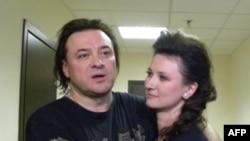 Игорь Демарин с супругой