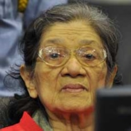 Expert: Khmer Rouge Defendant May Have Alzheimer's