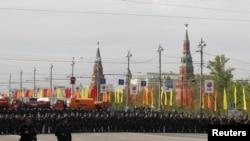 Перед протестами 6 мая 2012 года