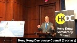 美國聯邦眾議員麥戈文(Jim McGovern)3月10日在國會說,美國將有效執行《香港人權與民主法案》。