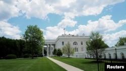 Белый дом (архивное фото)