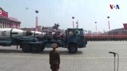 Şimali Koreyanın raket sınağı beynəlxalq qınaqlara səbəb olub