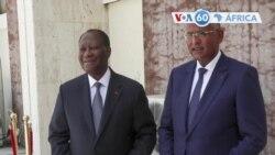 Manchetes africanas 13 Maio: Costa do Marfim: PM Patrick Achi internado num hospital em Paris