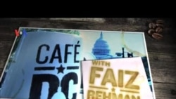 Cafe DC with Faiz Rehman - Promo