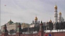 乌克兰危机和西方制裁影响俄经济.