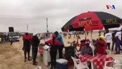 Namibenses contra maratonas de bebidas em vésperas de eleições