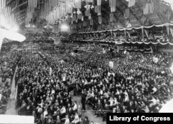 National Progressive Convention, Chicago, Aug. 6, 1912.