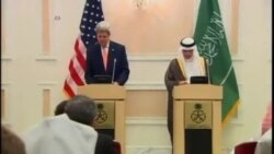 استقبال وزیر خارجه آمریکا از تصمیم عربستان برای آتشبس در یمن