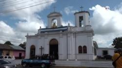 Familiares de manifestantes en Nicaragua empiezan huelga de hambre