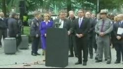 Гувернерот на Њу Џерси Крис Кристи: Железничката несреќа во Хабокен не` е ништо повеќе од трагичен инцидент