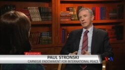 What should be U.S. priority in Central Asia? Interview w/ Paul Stronski, CEIP