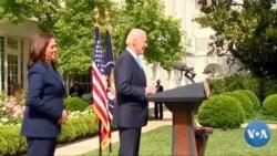 USA: Biden Ye Laseliw Ke Maski donikan