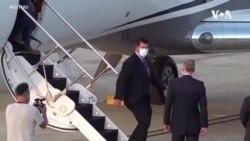 美副國務卿訪台 五角大樓官員預期北京對台施壓續增