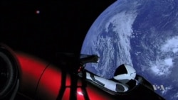 Tesla's Roadster Takes Flight, Enters Orbit