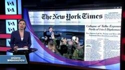 1 Mart Amerikan Basınından Özetler