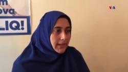 Bloger Rəşad Ramazanovun həyat yoldaşı Könül İsmayılovanın müsahibəsi