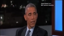 奧巴馬譴責弗格森鎮槍擊警察事件