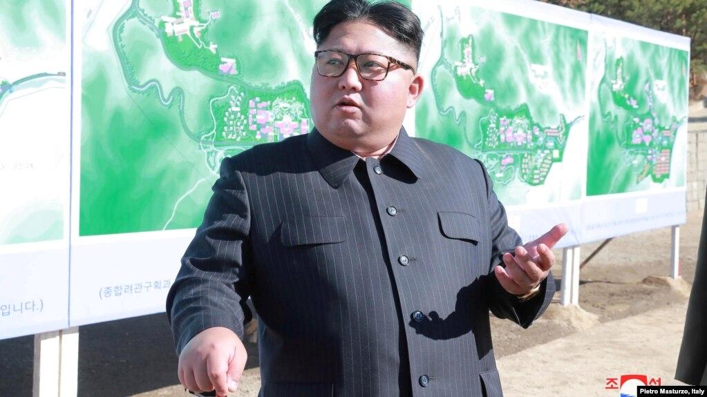 Lãnh tụ Bắc Hàn Kim Jong Un.