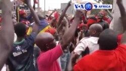 Manchetes Africanas 17 Novembro: Robert Mugabe aparece em formatura universitária