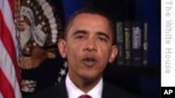奥巴马每周讲话:国际合作应对核威胁