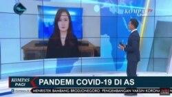 Pandemi Covid-19 di AS